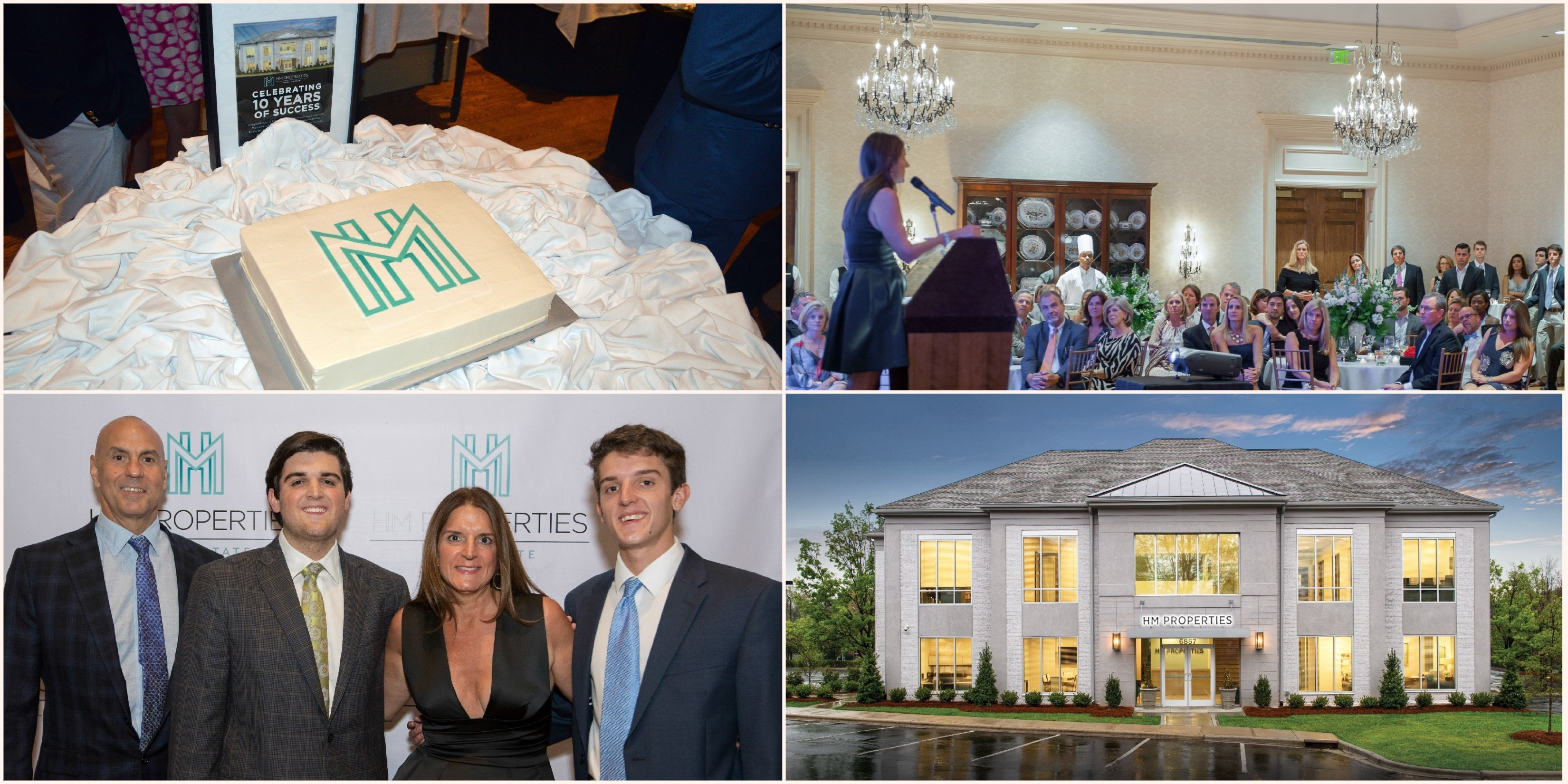 HM Properties Real Estate 10 Year Anniversary Party
