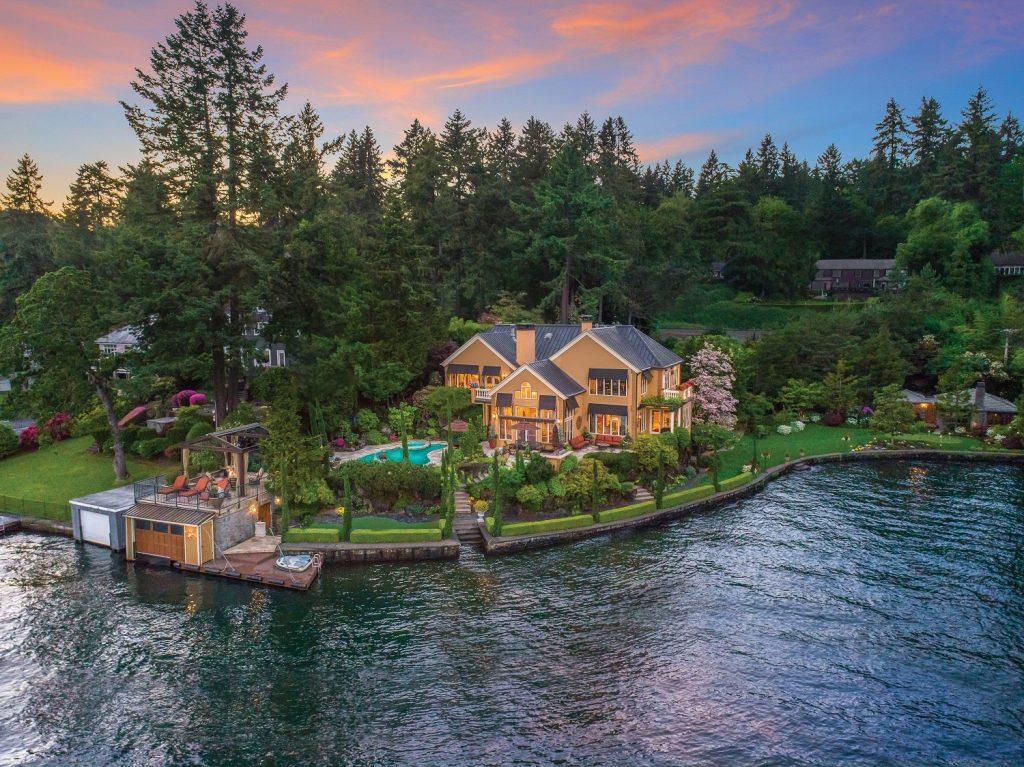 Homes In Lake Oswego Portland Lake Image Review