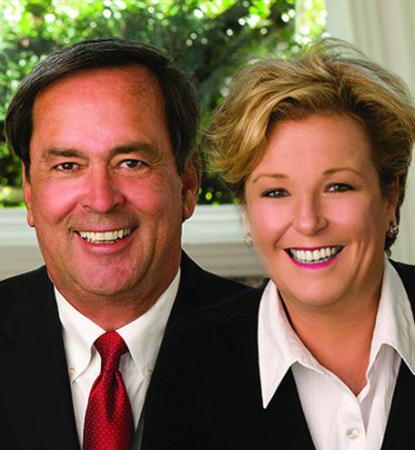 Mike & Candie Worsham